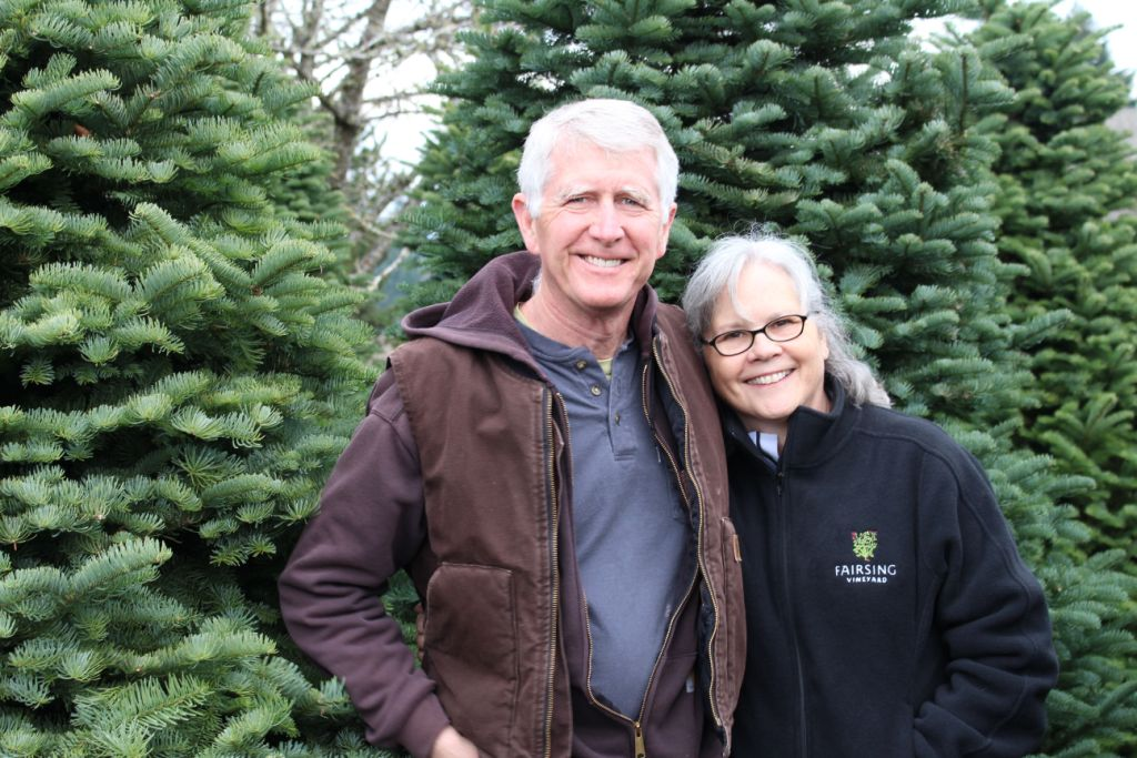 Mike and Mary Ann McNally, Owners