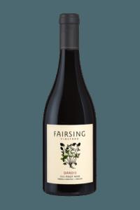 Fairsing Vineyard 2013 Dardis Pinot Noir [bottle]