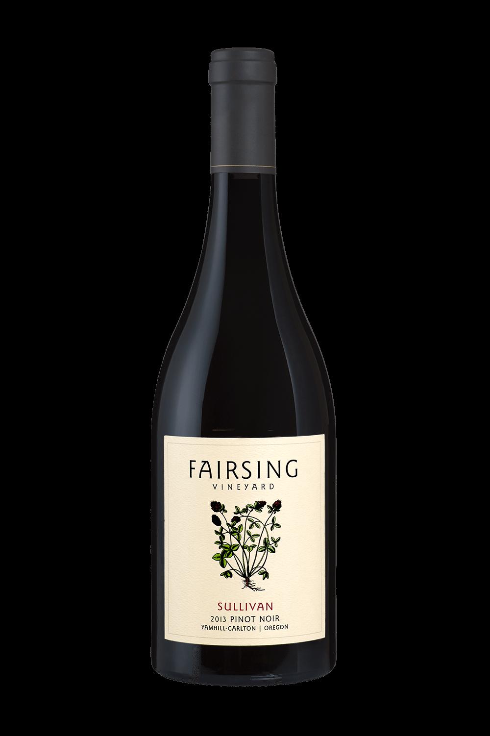 2015 Fairsing Vineyard Pinot noir Sullivan