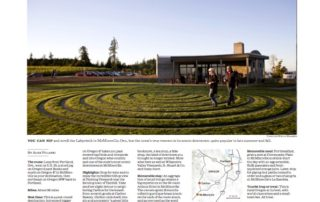 Fairsing Vineyard Featured in Sunday, May 20 Travel Section of Los Angeles Times