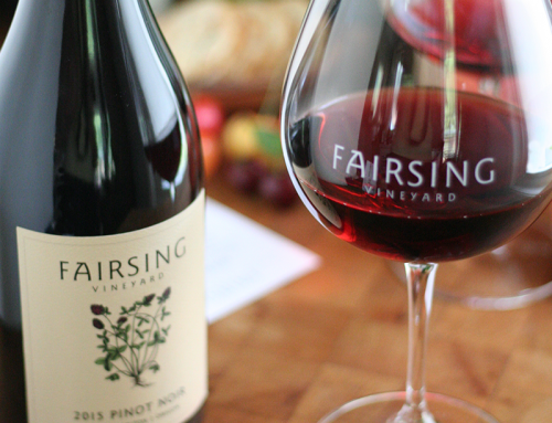 2016 Pinot Noir Fairsing Available