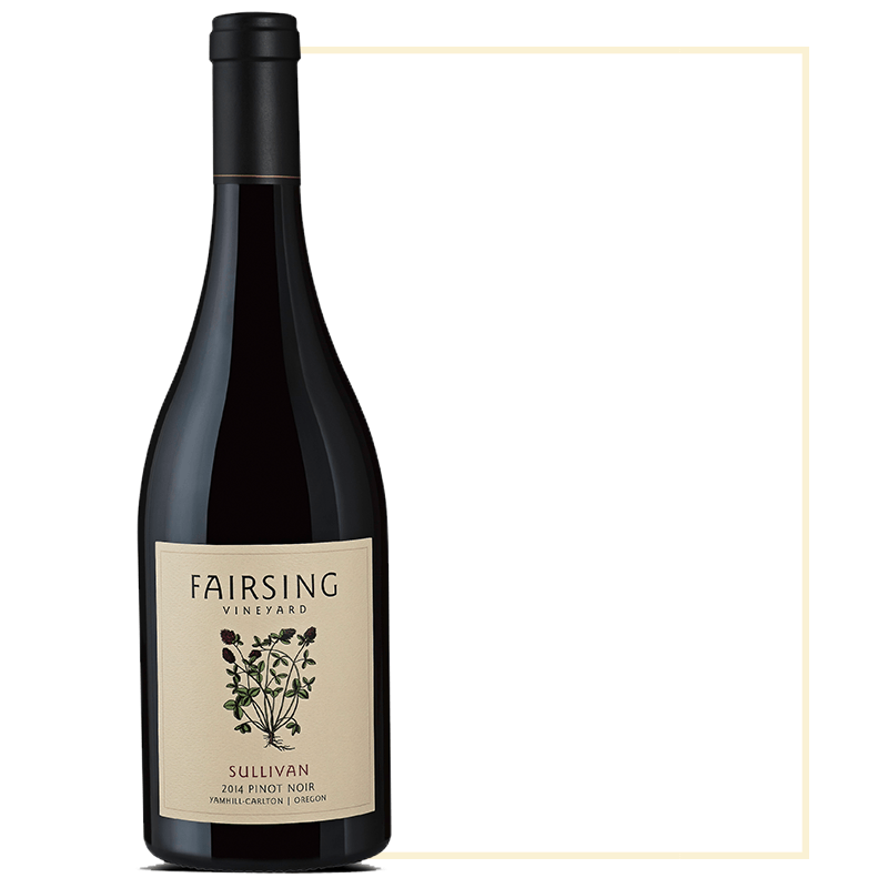 The 2014 Fairsing Vineyard Pinot Noir Sullivan in 1.5 Liter Magnum