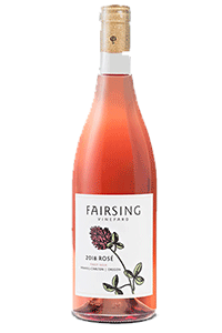 2018 Fairsing Vineyard Rosé of Pinot noir