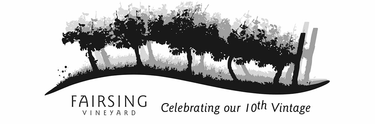 Fairsing Vineyard celebrating their 10th Vintage in the Yamhill-Carlton AVA of Oregon's Willamette Valley