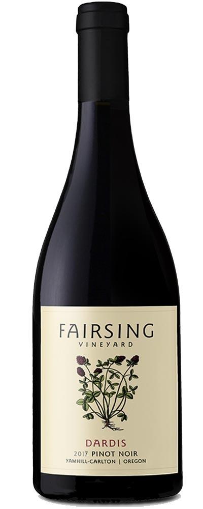 Fairsing Vineyard's inaugural 2013 Chardonnay is a classic Oregon expression of the elegant varietal
